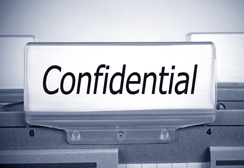 confidentiality agreements to buy